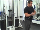 Build Bigger Biceps Peak with Single Arm Cable Curls