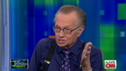 Larry King on whether Piers is dangerous