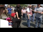 Wounded Marine Gets Hero's Welcome
