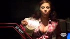 Mickie James Getting Ready For Her First Title Defense