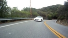 MS3 and 370z Spirited run Mulholland Highway