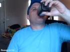 shoenice22 drinks bottle of hydrogen peroxide in 15 seconds !!