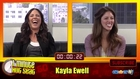 1 Minute Hot Seat - Kayla Ewell In The Hot Seat