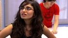 Project Runway: Tim Critiques Shirin Askari