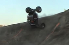 KO'ed Dune Buggy Driver Crashes Into Crowd�Video