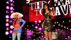 Katy Perry, Nicki Minaj Sing 'Girls Just Want to Have Fun'