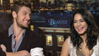 Alex Pettyfer Does His Best 'High School Musical' For Vanessa Hudgens