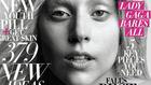 Lady Gaga Harper's Bazaar Cover