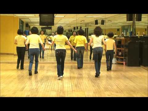 Make This Day (Demo & Walk-Thru by Julia Kim) - Line Dance | PopScreen