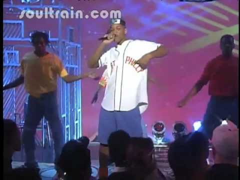 DJ Jazzy Jeff & Fresh Prince Perform Summertime On Soul Train