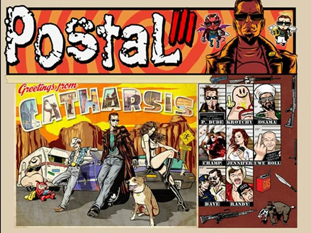 Postal 3 Постал 3. Postal 3 не получился таким, как надеялись в компании RW