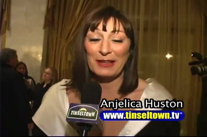 Anjelica Huston - Spiritual Side of Hollywood