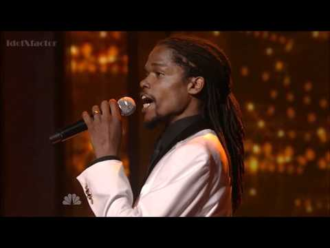 [HD] Landau Eugene Murphy Jr. - My Way - America's Got Talent 2011 (Finals) | PopScreen