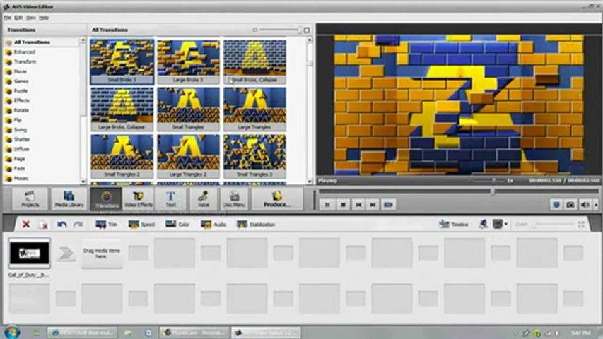 Avs video editor скачать