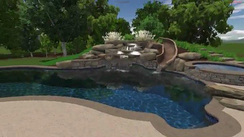 3d pool design popscreen for Pool design 3d