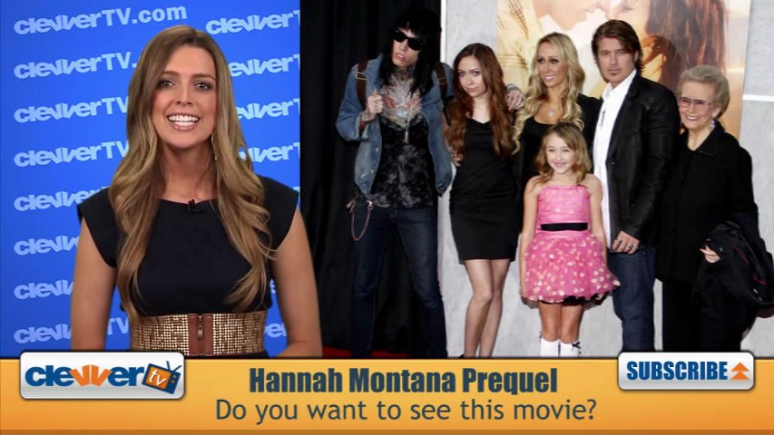 Noah Cyrus To Star In 'Hannah Montana' Prequel? | PopScreen