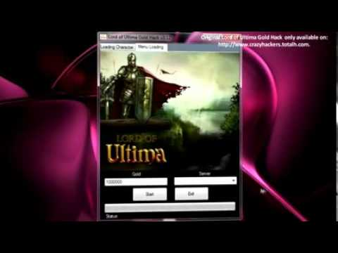 Lord of Ultima Gold HACK [2012] | PopScreen