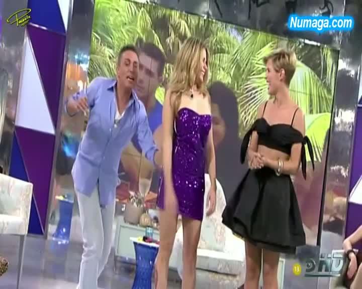 Spanish Maria Lapiedra Nude in TV Show | PopScreen