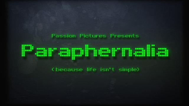 Paraphernalia | PopScreen