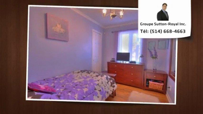 Maison - à vendre - Chomedey (Laval) | PopScreen