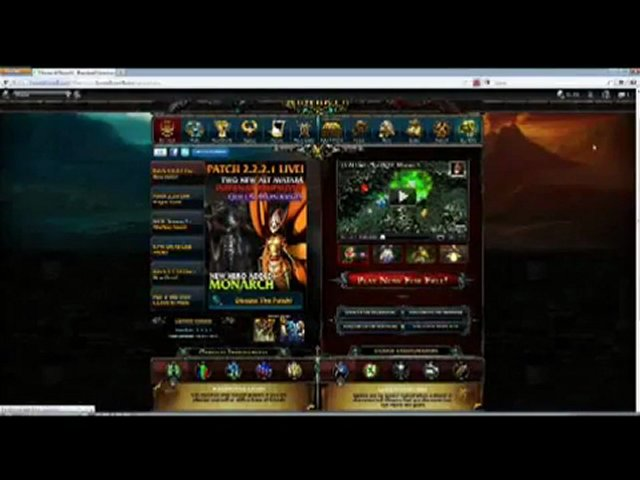 HoN Gold Coin Generator Download 2012 UpdATE Hack | PopScreen