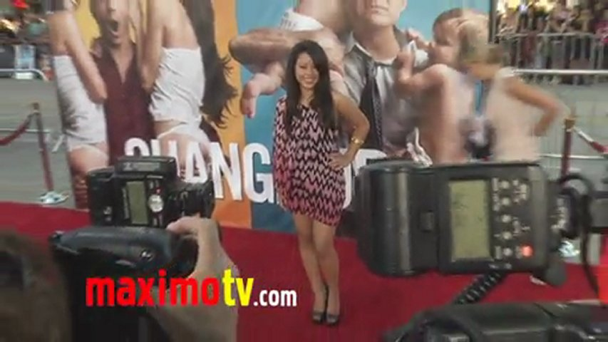 Cierra Ramirez At Quot The Change Up Quot Premiere Red Carpet
