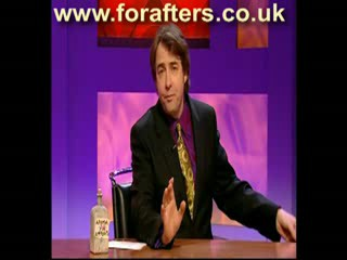 Sex Toys at Forafters.co.uk Vulva on Friday Night With Jonathan Ross