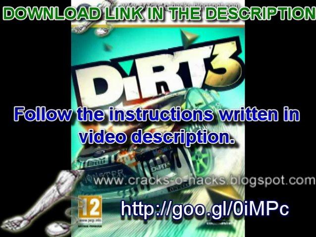Кряк для dirt 3 За гранями данного мира в дальней пустоте есть острова.