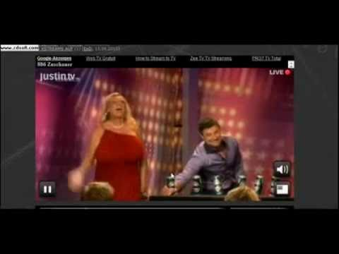 Woman Smashing Watermelon & Beer Cans With Her Boobs [Germany's  Got Talent] 2010 | PopScreen