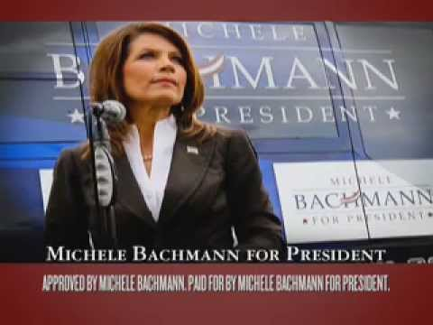 Michele Bachmann for President: America's Iron Lady | PopScreen