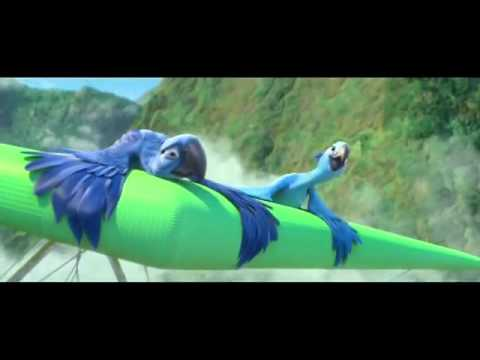 eWpiVjB2LTFKNFkx o rio trailer movie full hd quality part 1 movsmarinaflv - Cartoon RIO Part 1