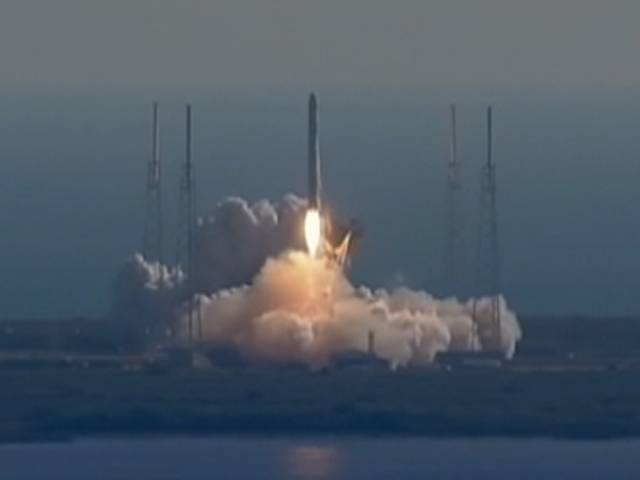 dragon spacex texas launch - photo #13