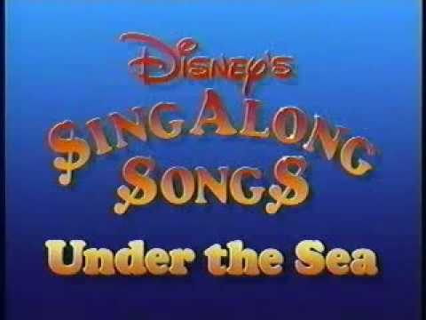 Pin Disney Sing Along Songs Beach Party At Walt World Vhs Cover On Pinterest