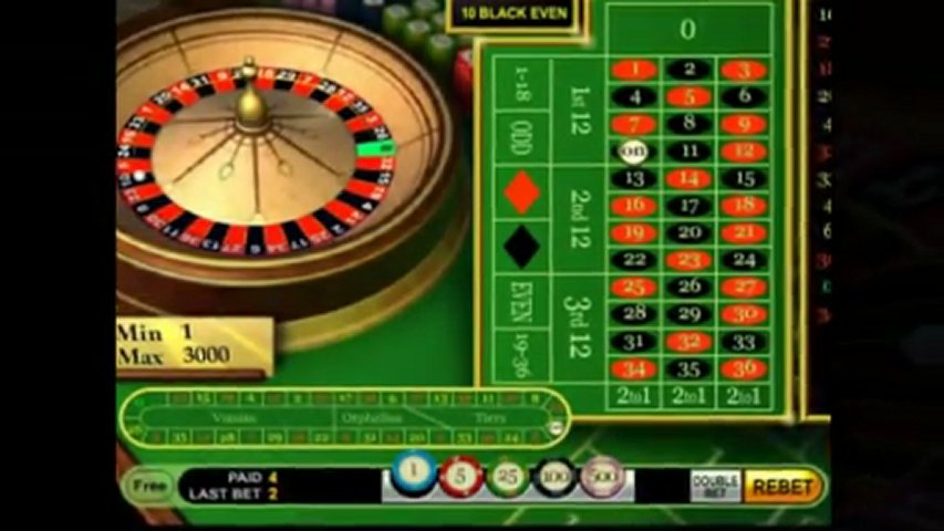 Roulette Online | 500€ Bonus Benvenuto | Con Licenza AAMS