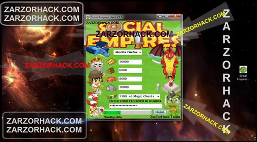 Social Empires Hack Cheat Latest Free Download Working | PopScreen