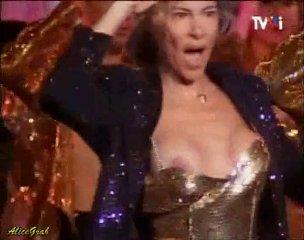 Ana Garcia Obregon Descuido Bailando Pechos Y Pezones | PopScreen