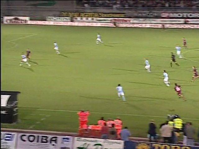 03 - Arezzo - Napoli 0-0 - 19.09.2006 - Serie B 2006-07 | PopScreen