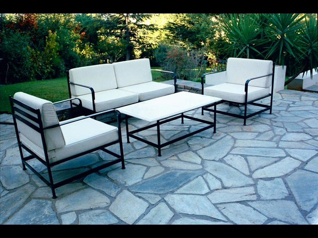 Garden decor - Patio furniture - LUXURY STYLE Outdoor furniture