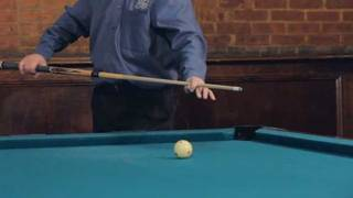 how to make a jump shot in pool
