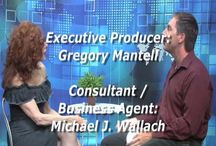 Gregory Mantell Show - From Teen Prostitute to Corporate Consultant | PopScreen