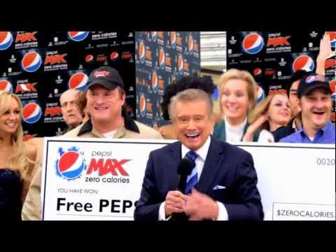 Pepsi MAX -- Check-Out (Super Bowl Commercial) | PopScreen
