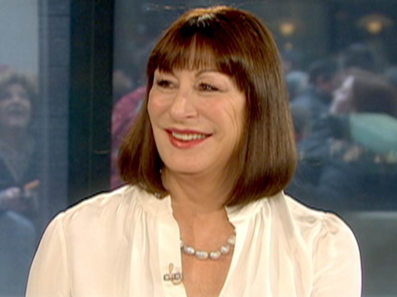 Anjelica Huston: 'Smash' role was 'irresistible'