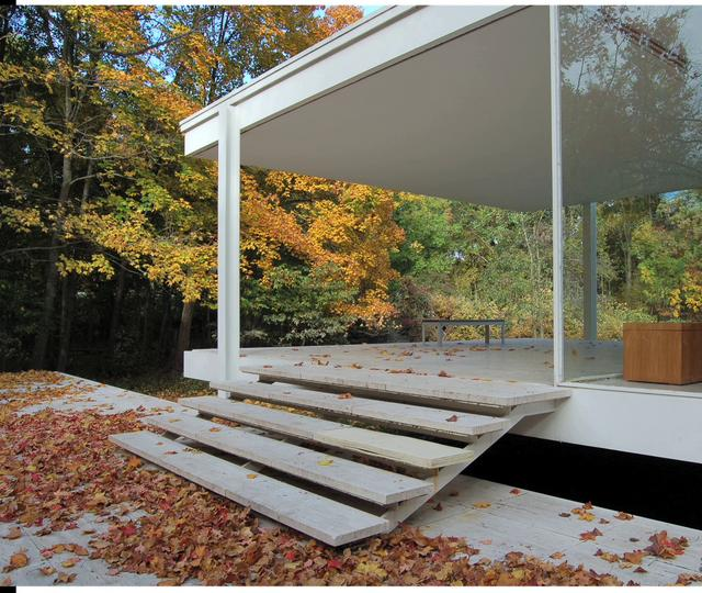 The Farnsworth House Popscreen