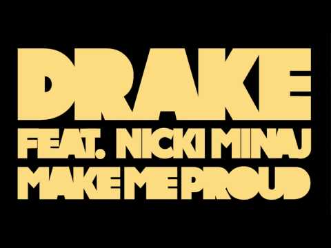 Drake ft. Nicki Minaj - Make Me Proud (Take Care) | PopScreen