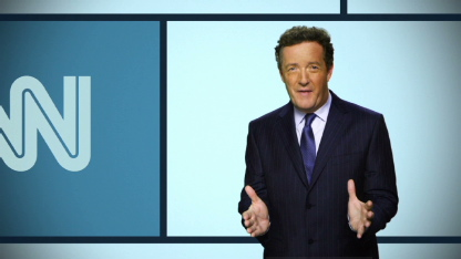 New 'Piers Morgan Tonight' promos