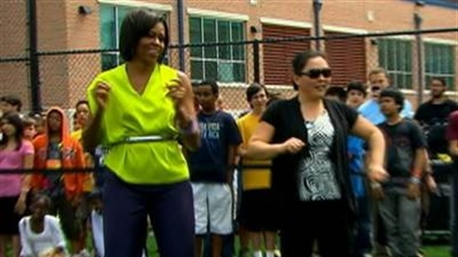 NBC TODAY Show: Michelle Obama Proves She Is 'Fierce' | PopScreen