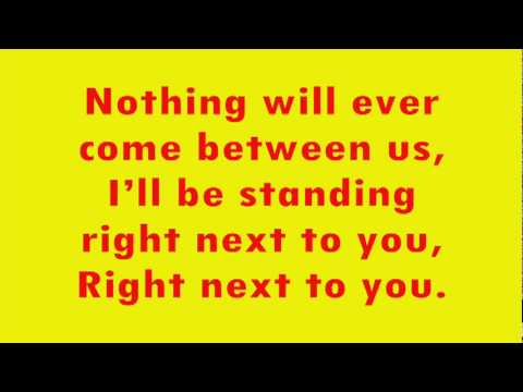 Next To You Ft. Justin Bieber – Chris Brown Lyrics