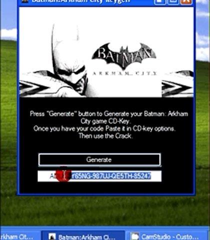 Кряк Для Arkham Knight