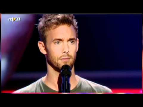 Charly Luske - It's a man's world - The Voice of Holland 23-09-11 HD | PopScreen