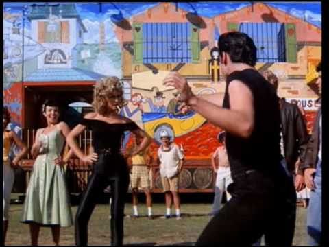 your the one that i want grease: